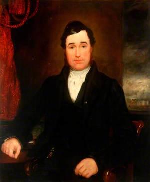 Alderman Matthew Poppelwell (1790–1864), Mayor of Tynemouth (1853)
