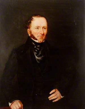 George Frederick Young (1791–1870), First MP for Tynemouth