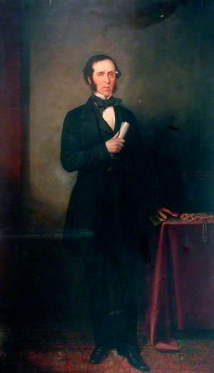 William Linskill (1807–1901), First Mayor of Tynemouth (1849)