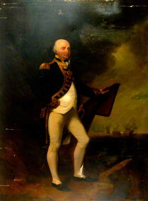 Admiral Lord Collingwood (1748–1810)