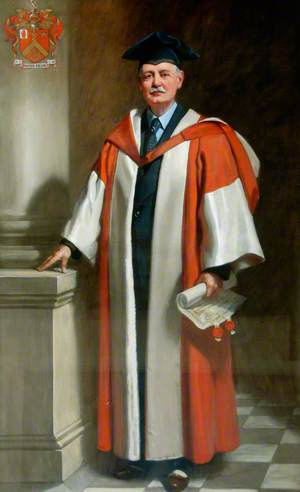 Sir Arthur Monro Sutherland (1867–1953), Lord Mayor of Newcastle upon Tyne