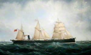 The Cable Ship 'Hooper'