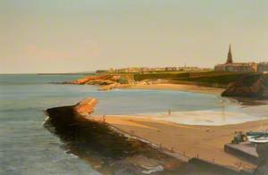 Cullercoats Bay, Tyne and Wear*