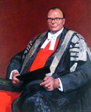 Dr Charles Ian Carr Bosanquet, Rector, King's College (1952–1963), Vice-Chancellor, University of Newcastle upon Tyne (1963–1968)