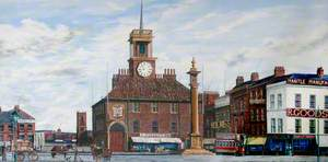 Stockton-on-Tees High Street, Tees Valley