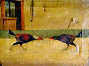 Cock Fighting No. 2