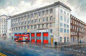 Old Pilgrim Street Fire Station, Newcastle upon Tyne, Tyne and Wear
