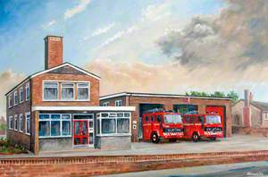 Old Swalwell Fire Station
