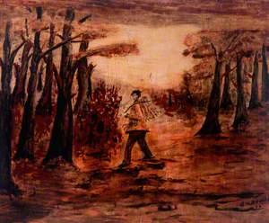 The Poacher at Dawn