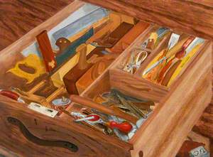 The Open Drawer