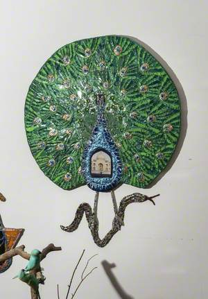 Peacock Pictures, Peacock and Snake