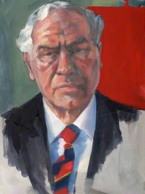Study for a Portrait of Lord Elystan Morgan (b.1961)