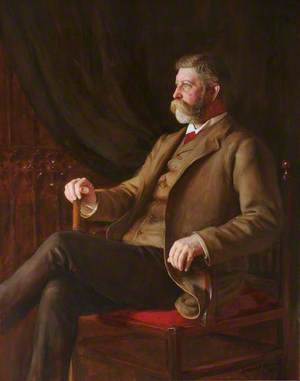 Sir William Grenville Williams (1844–1904), 4th Bt of Bodelwyddan