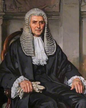 Sir Francis John Watkin Williams (1905–1994), QC, 8th Bt of Bodelwyddan