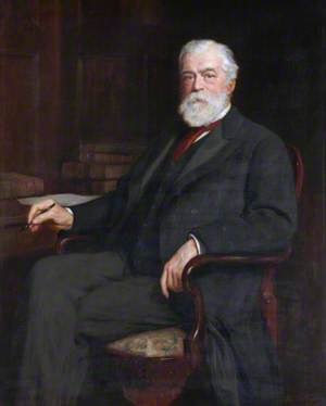 Joseph Russell Bailey (1840–1906), 1st Baron Glanusk