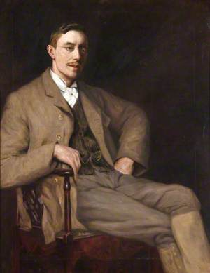 Stanley Price Morgan Bligh of Cilmeri (1870–1949)