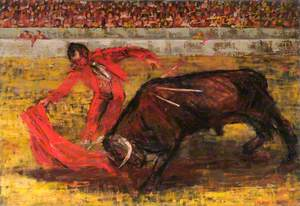 Provincial Bullfight