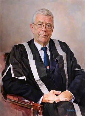 Professor Roy Evans, Vice-Chancellor (1995–2004)