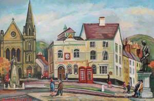 Caernarfon, Post Office
