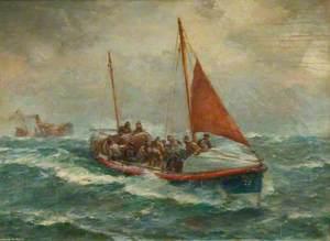 Lifeboat, 'Fredrick Angus'