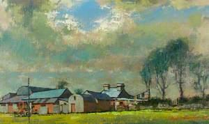 Fferm Yn Agos I Nebo/Farm Near Nebo, Ceredigion