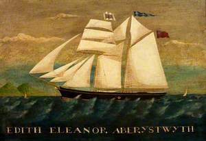 'Edith Eleanor', Aberystwyth