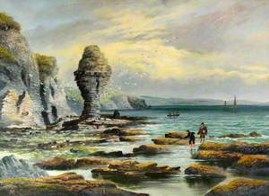 Egg Rock, Aberystwyth