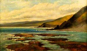 Coast near Aberystwyth