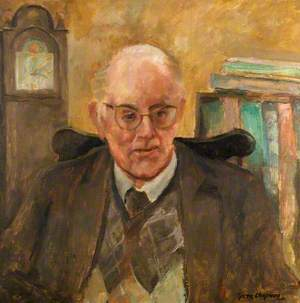Dr John D. Owen (1926–2003), Curator at Ceredigion Museum (1972–1991)