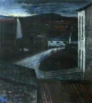 Cardiganshire Road November, 1960