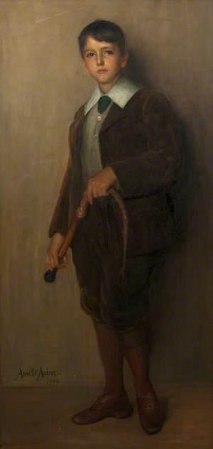 Portrait of an Unknown Boy