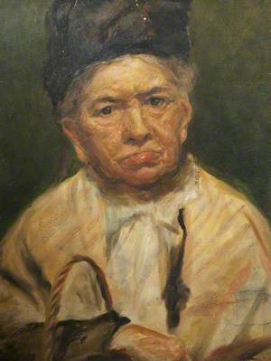 Old Welsh Woman