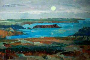 Gateholm and the Moon