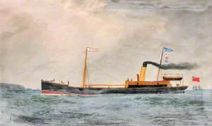 Vessel SS 'Mourne'