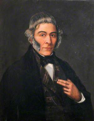 Robert Hughes of the 'Stag's Head' Inn, Penygroes
