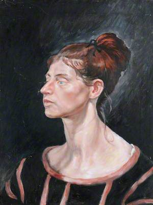 Woman with a Bun