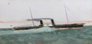 RMS 'Ireland'