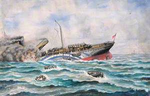 The Sinking of RMS 'Leinster'