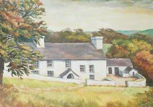 Pantycelyn Farmhouse, Home of William Williams and His Descendants