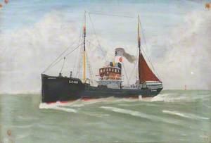 Trawler 'Lephreto' LO458