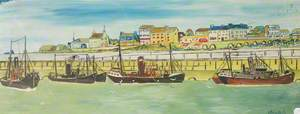 Milford Docks