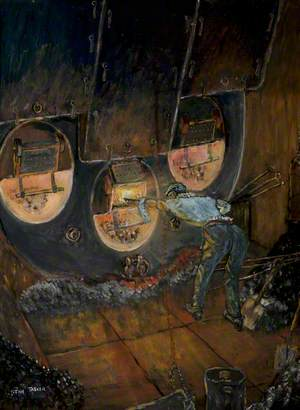 Stokeholdof Trawler