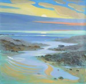 Sunset, Porth Cwyfan 2