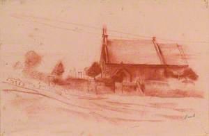 Eglwys Santes Gwenfaen Rhoscolyn / St Gwenfaen's Church, Rhoscolyn