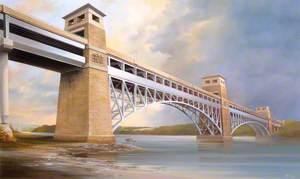 Pont Britannia / Britannia Bridge