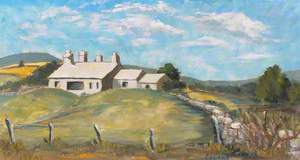 Bythynnod, Porth Swtan / Cottages, Church Bay