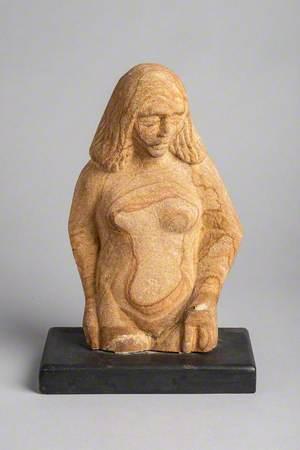 Dynes yn Sefyll / Standing Woman