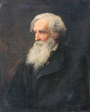 Henry Clarence Whaite (1828–1912), President of the Royal Cambrian Academy of Art (1885–1912)