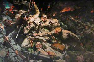 The Welsh Division at Mametz Wood, 1916