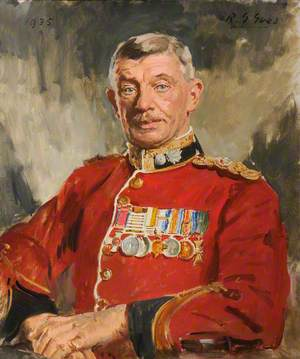 Viscount Hill, Major Honourable Charles Rowland Clegg-Hill, DSO